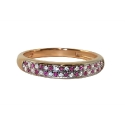 Золото кольцо  рубины и бриллианты  Ювелирная компания МАБЭ