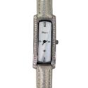 Часы  серебро, перламутр, фианиты.  Ювелирная компания