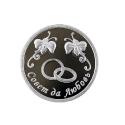 Серебро, монета.  Ювелирная компания