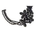 Ожерелье, оникс.  Ювелирная компания