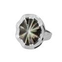 Кольцо, серебро, перламутр.  Ювелирная компания