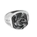 Перстень, серебро. Ювелирная компания